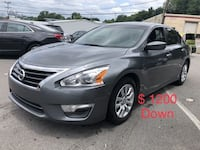 Nissan - Altima - 2015 only $ 1200 Down Payment  Nashville