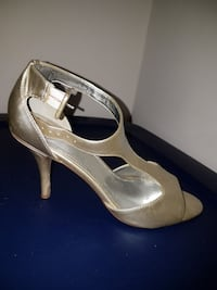Gold Champagne Dress Shoes
