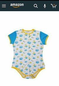 Adult yellow and blue onesie Raleigh, 27604