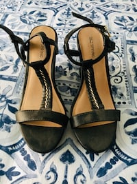 Call it spring wedges - size 8 Toronto, M6M 1R1