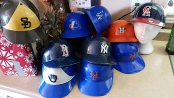 Vintage Baseball Hats Lot