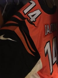 Andy Dalton Jersey.  Sewn number and name.  Brand new, never worn.  XXL.  Make offer. West Chester, 45069