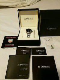 Tag Heuer Diamond Mens Watch Greenville, 29615