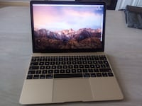 MacBook 12-tommer 1,2 GHz 512GB i Retina Gold med apple Mus Fredrikstad