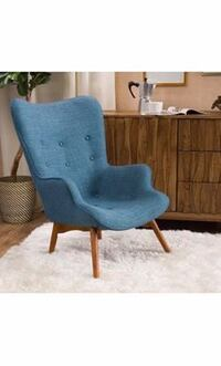 Mid Century Style Swoop Chair