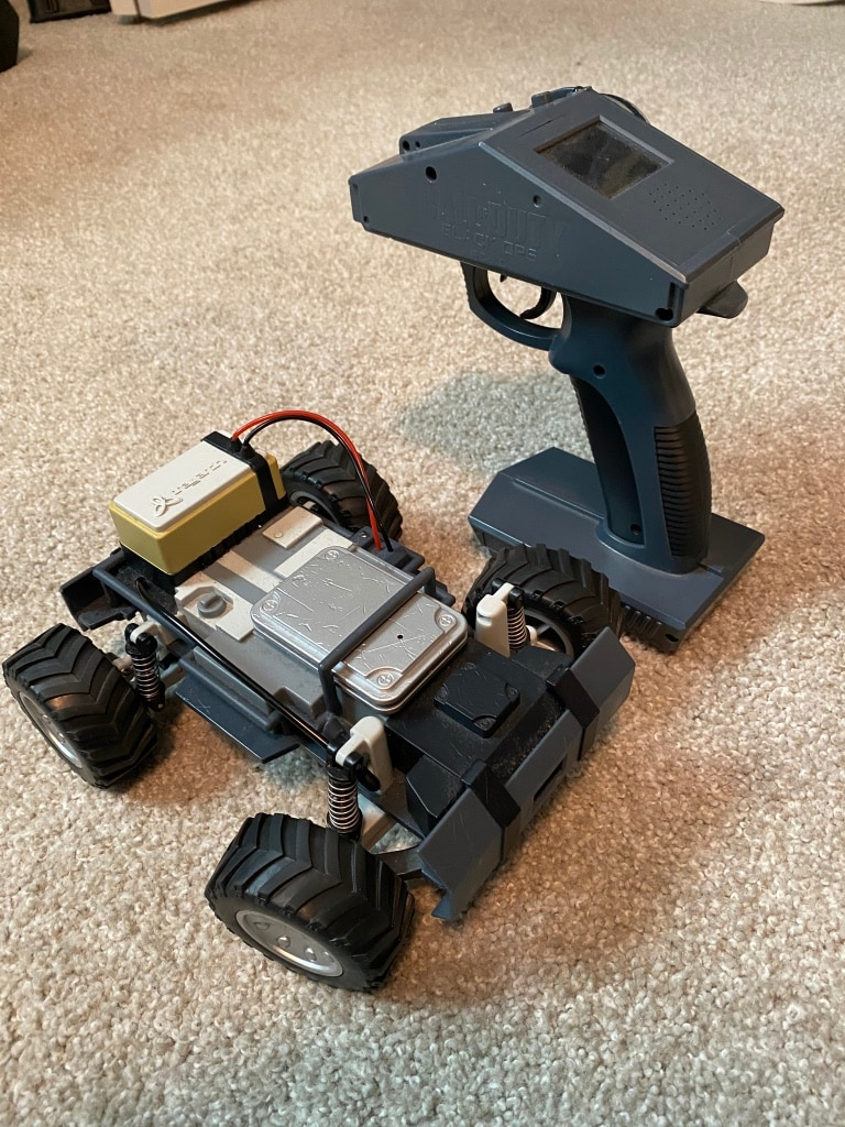 Photo Black Ops RC-XD from call of duty