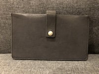 Fossil Navy Leather Wallet Burlington, L7P 2B4