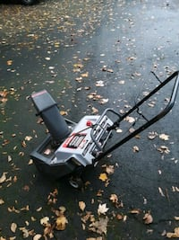 Used Troy Bolt Snow Blower Electric Start For Sale