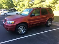 2005 Ford Escape Limited, New Va Inspection and Emissions  Manassas, 20109