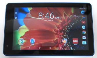 Detachable tablet with keyboard 4 missing keys