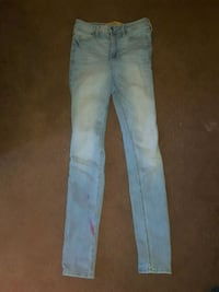 Hollister Jeans. Size 0R East Providence, 02915