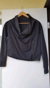 Lululemon side zip jacket
