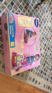 Vtech sit-to-stand learning walker box Ranson