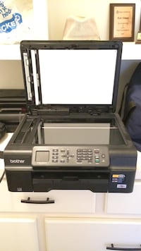 Wireless color brother printer, fax, scanner, etc.  Baton Rouge, 70810