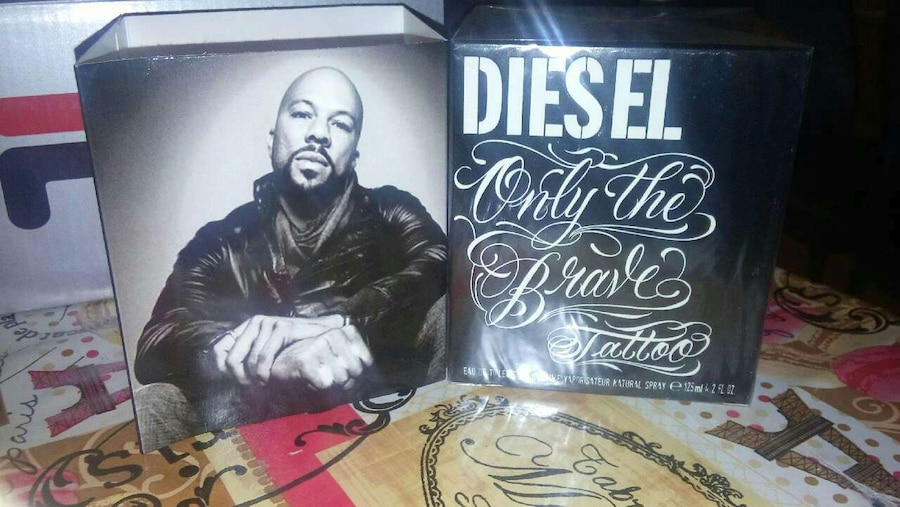 Diesel only the brave tattoo