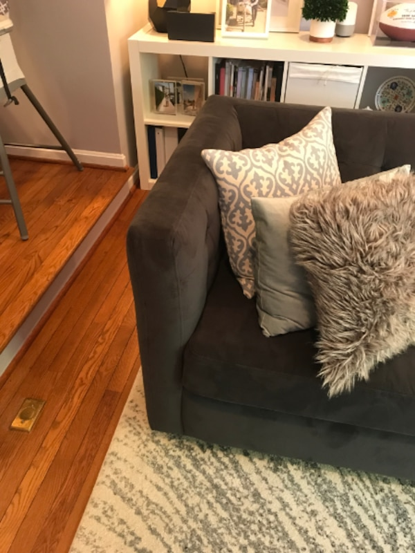 West Elm Rochester Sofa or Couch for Sale - $800  a1ca35ce-d30f-4f42-b226-58974d4729ea