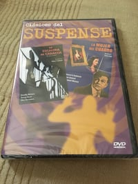 DVD CLÁSICOS DEL SUSPENSE Madrid, 28020