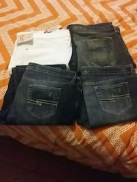 $20 for 4 pairs of jeans Youngstown
