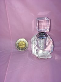 Small Perfume bottle empty  Calgary, T2A 6E4