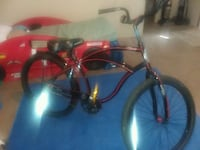 red and black cruiser bike D'Iberville, 39540