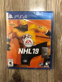 NHL 19 PS4 Whitby, L1R 2L9