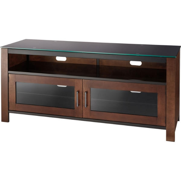 Daniel Bench TV Stand for TVs up to 60 - Dark Cocoa
