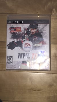 PS3 Ea sports NHL 11 gam case Québec, G1H 5H2