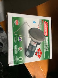 Coleman BlackCat Portable Catalytic Heater  Mississauga, L4W