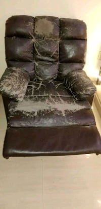 brown suede recliner sofa chair Bengaluru, 560035