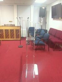EXCELLENT ANOINTED CHURCH PULPIT  Grand Prairie