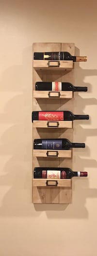 Wine rack. Handcrafted   Oakton, 22124