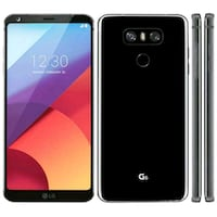 Like new LG G6 - Black. Kitchener, N2A 1S8