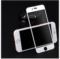 5D white screen protector for iphone 7plus Stavanger, 4009