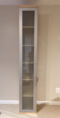 Storage -IKEA Billy bookcase with glass door Perry Hall, 21128