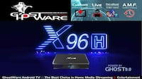 Ghostware Android Box