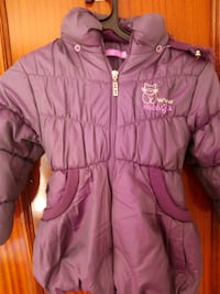 Chaqueta con cremallera de color morado de The Nor València, 46025