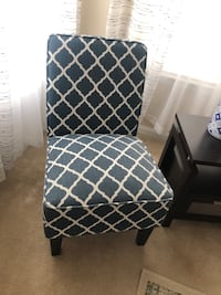 set of  navy chairs Sterling, 20165