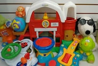 (19С) Used toys from $4 Toronto
