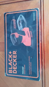 Black and decker tools, new in box detail sander, drill/driver,  Mount Albert, L0G 1M0