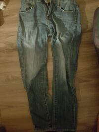 Light blue american eagle jeans