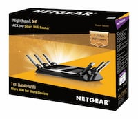 Netgear Nighthawk X6 - Brand New Fairfax