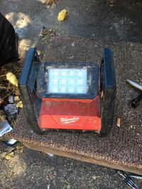 red and black portable generator Oakland, 94607