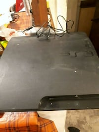 black Sony PS3 slim console Calgary, T2A