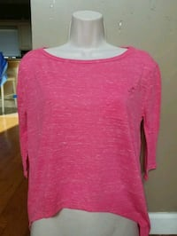Women high and low top size small