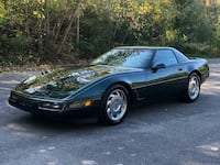 Chevrolet-Corvette-1995 Homewood