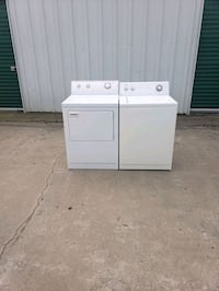 REALLY NICE!!!!! Whirlpool Washer and Dryer Set