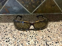 Gucci sunglasses with guccissima pattern on both sides. Authentic