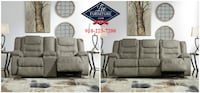 BRAND NEW! Reclining Sofa and Love Seat  Fayetteville, NC, USA