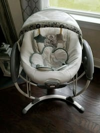 Graco Glider Elite Gliding Swing and Bouncer Holly Springs, 27540