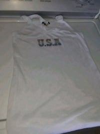 white and black Adidas jersey shirt Bakersfield, 93307